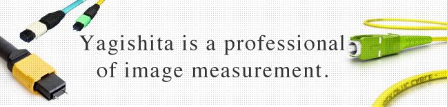 Yagishita is a professional of image measurement